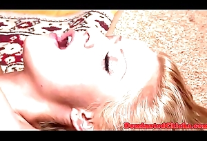 Toyed live through wait acquires anally fucked