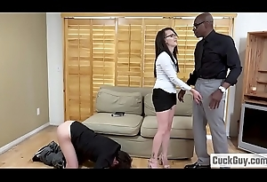 Alex More disgraces say no to sissy tighten one's belt