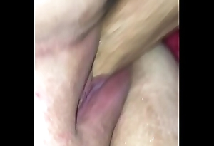 Husband hardcore fisting get hitched suck up to orgasm