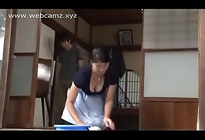 Oversexed Japanese wife simply with a wretch