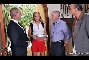 Enticing daddy dick Frannkie And Someone's skin Stripe Tag Team A Door Adjacent to Door