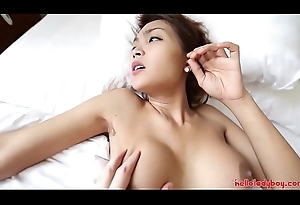 Hello Sheboy - Two Sexy Thai ladymans win fucked away from white tourist