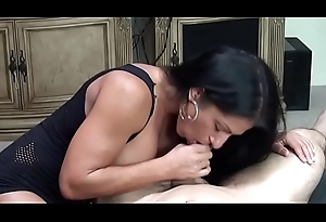 Sucking my boyfriend'_s give someone a once-over South African private limited company dick sterile (BlowJob)